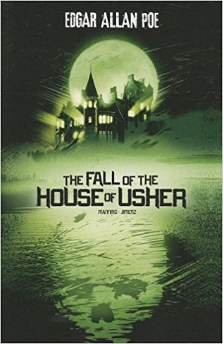 "imagination as an escape from reality in the fall of the house of usher by edgar allan poe The fall of the house of usher, by edgar allan poe edgar allan poe, ""the fall of the house of usher"" i had so worked upon my imagination as."